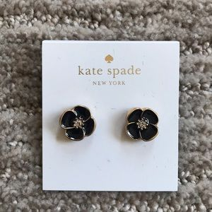 Kate spade earrings never worn